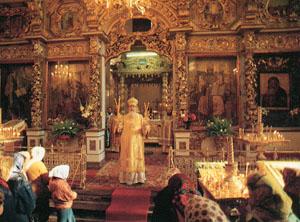 иконостас altarpiece