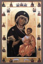 Иверская икона Ivery Virgin