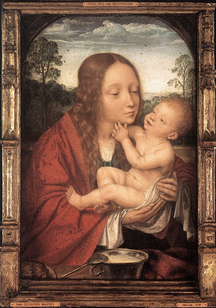 an analysis of virgin and child Audio: the virgin and child - korean (highlights) this information is published from the museum's collection database updates and additions stemming from research and imaging activities are ongoing, with new content added each week.